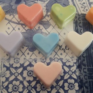 Soy wax vegan melts