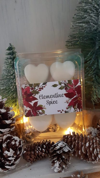 Christmas wax melts. Winter melts. Vegan eco friendly soy wax melts. Scented soy wax melts for oil burners. Made in Wales