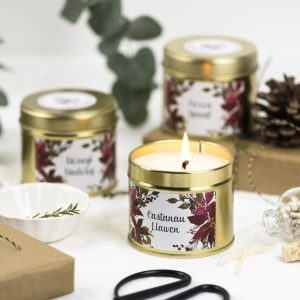 Christmas candles and melts