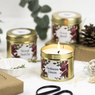 Christmas candles and melts - up to 50% off!