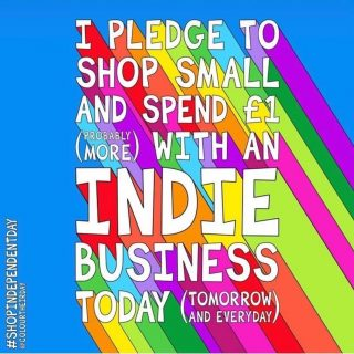 I am sharing some of the goodies I think you should buy from my favourite independants over on my stories today as it is #shopindependantday with @hollytucker @holly.co  I will also be doing some of my own independent shopping later too.  It really does make such a difference to the look of our villages  towns and cities but to peoples lives.  I can't begin to explain how much my own business has come to mean to our family this year, it's huge.  So go spend your £1 or more independently today and send on lots of other days too.