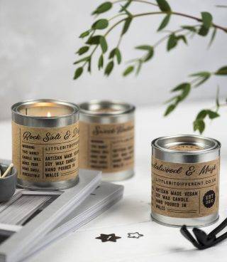 Did you know its Fathers day in the 20th of June?  Don't worry we've got you covered.  Our mancandles are loved by everyone who smells them.  They are fragranced with men in mind with unusual l fragrances like cuban tobacco and oak, sandalwood and musk, vetiver.  We promise that he doesn't like them he has a rubbish nose but your home will smell amazing anyway ;) The link for amazing fragrance is in the bio #fatherspresents #fathersday #shoplocal #wholesale #etsyuk #etsyswansea #welshcandles #welshgifts #soywax #veganfriendlycandles #littlebitdifferent #nontoxic #madeinwales #welsh