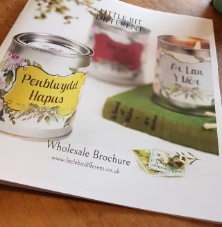 Our spring wholesale brochure has gone out to lots of shops who requested it over the last week.  If you would like a copy, either posted of by pdf please send us a message and we will arrange it. #wholesale #welsh #shoplocal #welshgifts #wholesalebespoke #wholesalewhitelabel