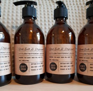 It's Friday!  I have a visit from @onelittlehut today plus its launch day for the fabulous rock salt and driftwood mans hand and body wash.  They will be available in a gift set with the best selling man candle of the same fragrance too.  I cannot wait for you to try it. I do love Fridays. #mensfashion #menshair #giftsforhim #giftsformen #wholesale #buylocal #welshgifts #welshvegans #welshcandles #veganfriendlycandles #littlebitdifferent #nontoxic #madeinwales #welsh #shoplocal #wholesale #handmadeswansea #welshcandles #veganfriendlycandles #littlebitdifferent