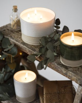 Our Christmas range launches this weekend.  Amongst the many new designs will be these beautiful hand thrown pots filled with our hand poured festive candles.  They will very limited so if you don't want to miss out please sign up for our updates to be the first to access the launch.  Sign up via the website.  Link in the bio.  Www.littlebitdifferent.co.uk #christmascandles #christmasmelts #festivefragrance #welsh #shoplocal #wholesale #etsyuk #etsyswansea #welshcandles #welshgifts #soywax #veganfriendlycandles #littlebitdifferent #nontoxic #madeinwales